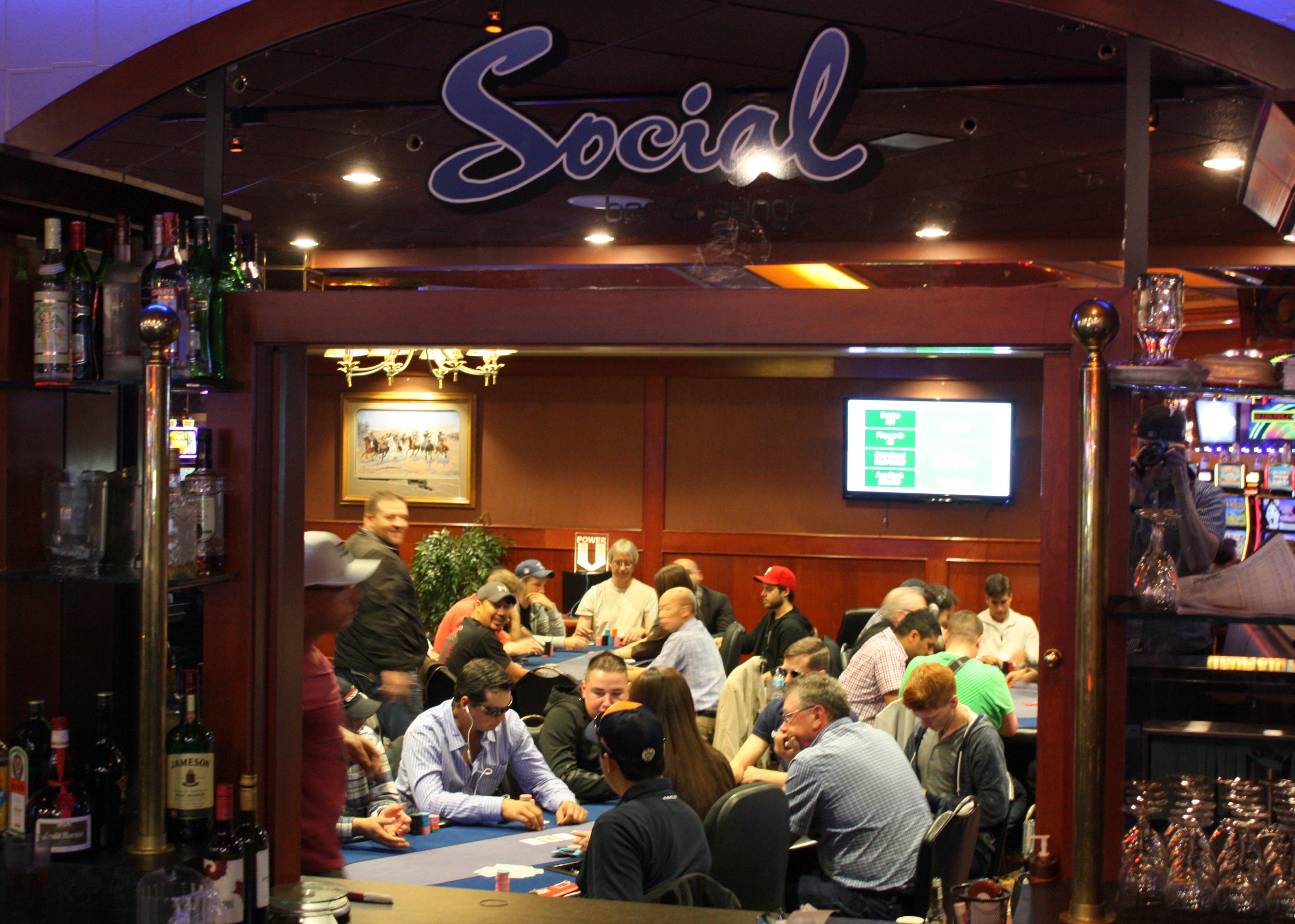 casino yellowhead poker room number
