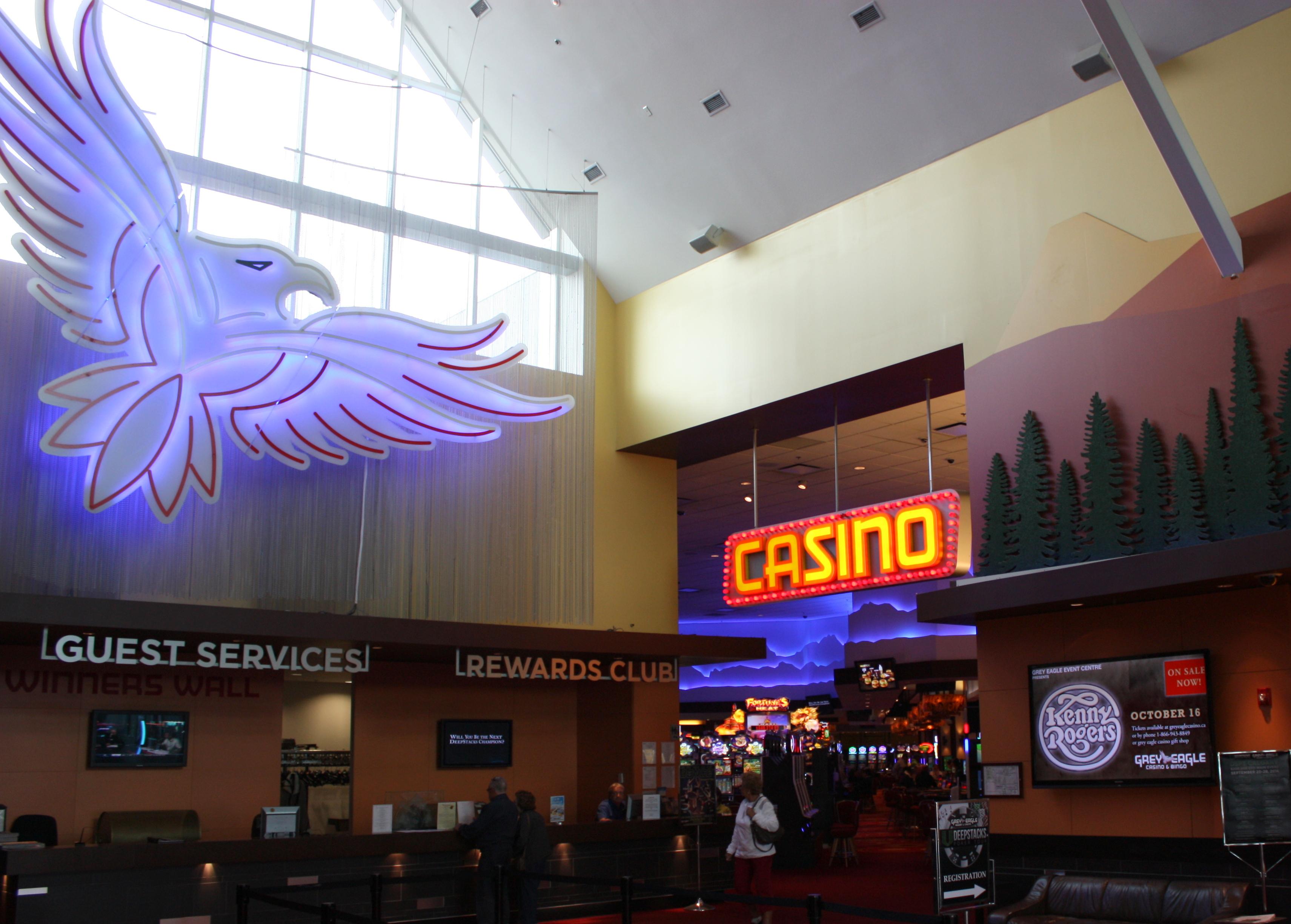 Grey eagle casino & bingo nieuwe casino slots