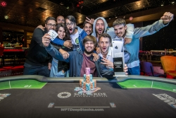 Francisco Lopes Wins WPTDeepStacks Portugal Main Event for €55,010