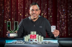 Paul Brar tops 455-entry field to take home the DSPT Edmonton Main Event title!