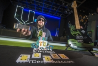 Third Try's the Charm for Rex Clinkscales - Wins 1st WPTDS Title at 3rd Final Table