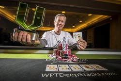 Bill Donnelly Wins WPTDeepStacks Oklahoma Main Event