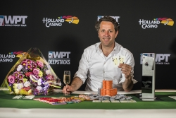 Thijs Menco Wins WPTDeepStacks Amsterdam for €73,239 ($80,563)