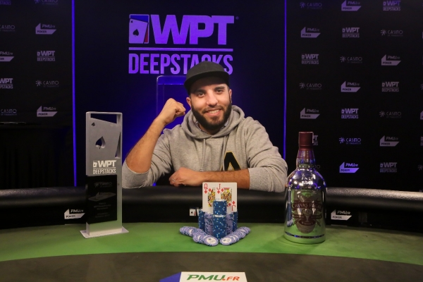 Smain Mamouni Wins WPTDS Marrakech Main Event for 1,000,000 MAD ($110,000)